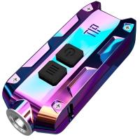 Фонарь Nitecore TIP SS (Cree XP-G2 S3, 360 люмен, 4 режима, USB), радужный