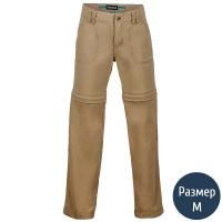 Брюки-шорты детские MARMOT Girl's Lobo's Convertible Pant (р.M), desert khaki 69680.7203-M