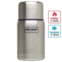 Термос для еды Stanley Adventure (0.7л), стальной