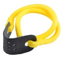 Резинка для рогатки Man Kung TR-Y-Long, жёлтая