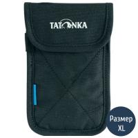 Чехол для смартфона с креплением на пояс Tatonka Smartphone Case (17х10х1см), черный 2974.040