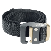 Ремень Tatonka Stretch Belt (125х3,2см), черный 2867.040