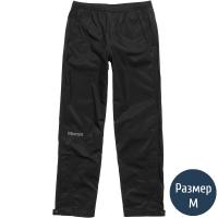 Штаны детские MARMOT Kid's Precip pant (р.M), black 51790.001-M