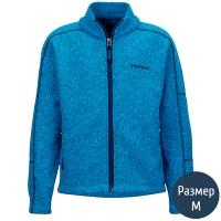 Кофта детская MARMOT Boy's Lassen Fleece (р.M), bahama blue 83400.3962-M