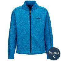 Кофта детская MARMOT Boy's Lassen Fleece (р.S), bahama blue 83400.3962-S