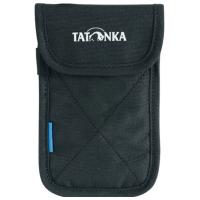 Чехол для смартфона с креплением на пояс Tatonka Smartphone Case (12,5х9х1см), черный 2971.040