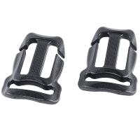 Пряжка для рюкзака Tatonka Chest Belt Buckle (25x40мм), черная 3388.040