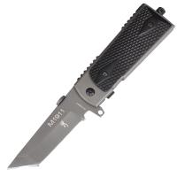 Нож складной полуавтомат BROWNING DA24 с лезвием танто (длина: 21.0см, лезвие: 9.5см)