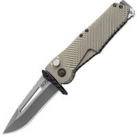 Нож складной SOG Quake (длина: 214мм, лезвие: 87мм), в подарочной коробке
