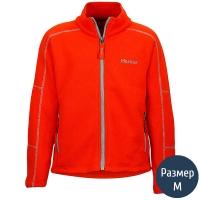 Кофта детская MARMOT Boy's Lassen Fleece (р.M), mars orange 83400.9180-M