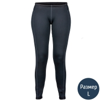 Брюки женские MARMOT Wm's Stretch Fleece Pant (р.L), черные