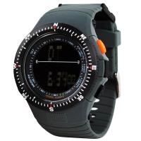 Часы Skmei Мод.0989, серые, в металлическом боксе