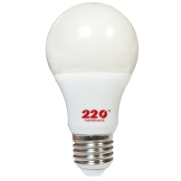 Лампа светодиодная 220ТМ A60 (7W, 220V, 4100К, E27)