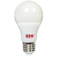 Лампа светодиодная 220ТМ A60 (10W, 220V, 4100К, E27)