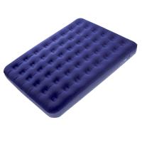 Матрас надувной КЕМПИНГ Queen CMG (198x147x22см), двухместный, синий