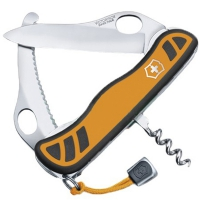 Нож складной, мультитул Victorinox Hunter Xs (111мм, 5 функций), оранжевый 0.8331.MC9