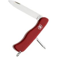 Нож складной, мультитул Victorinox Cowboy (111мм, 5 функций), красный 0.8923