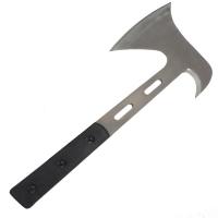 Топор Fox Jungle (длина: 27.5см, лезвие: 12.5см), черный,  ножны нейлон