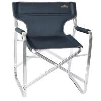Кресло туристическое складное Pinguin Director Chair (48x34x46см), синее 620061