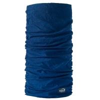 Многофункциональный аксессуар на шею / головной убор Wind X-treme WINDWOOL BLUE