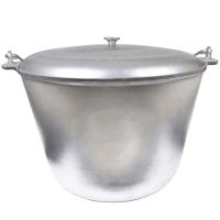 Казан походный алюминиевый (50.0л)