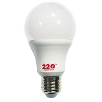 Лампа светодиодная 220ТМ A65 (12W, 220V, 4100К, E27)