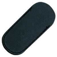 Чехол для ножей Victorinox (74мм, 1 слой) кожаный, черный 4.0466