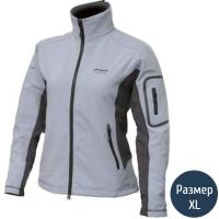 Куртка женская Pinguin Xena XL, серая 5205.004