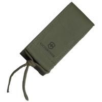 Чехол для ножей Victorinox (до 111мм, до 4х слоев), зеленый 4.0822.4