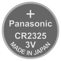Батарейка дисковая литиевая CR2325 (BR2325) Panasonic 3V