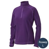 Кофта женская MARMOT Wm's Rocklin 1/2 Zip (р.L), lavender violet 88990.6239-L
