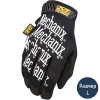 Перчатки многоцелевые Mechanix Wear Original Black (р.L)