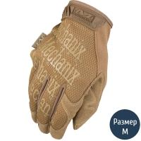 Перчатки многоцелевые Mechanix Wear Original Coyote (р.M)
