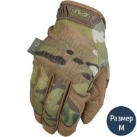 Перчатки многоцелевые Mechanix Wear Original Multicam (р.M)