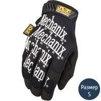 Перчатки многоцелевые Mechanix Wear Original Black (р.S)