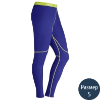 Термоштаны женские MARMOT Wm's ThermalClime Sport Tight (100 г/м2, S), electric blue 12760.2692-S