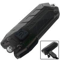 LED Flashlight Nitecore TUBE (1 LED, 45 lumen, 2 modes, USB), black