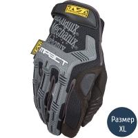 Перчатки многоцелевые Mechanix Wear M-Pact Fingerless Black (р.XL/XXl)