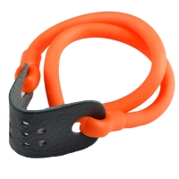 Elastic band for slingshot Man Kung TR-O, orange