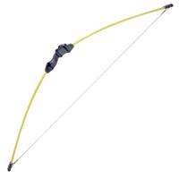 Лук детский Man Kung RB008 (длина: 1112мм, сила натяжения: 7,5кг), желтый/черный, комплект