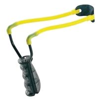 Рогатка Man Kung T9, черная/желтая