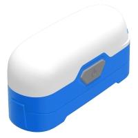 Фонарь Nitecore LR30 (HIGH CRI + RED LED, 205 + 45 люмен, 6 режимов, 1x18650), синий