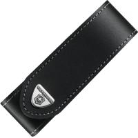 Чехол для ножей Victorinox Ranger Grip (130мм, 1 слой), кожаный, черный 4.0505.L