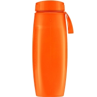 Термобутылка Polar Bottle Ergo Spectrum (650мл), tangerine