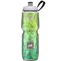 Термобутылка Polar Bottle Graph (720мл), lemon grass