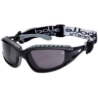 Очки защитные Bolle Tracker с дымчатыми линзами, чехол
