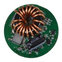 Цифровой драйвер светодиода для фонарей (TrustFire TR-DF005), 3 режима