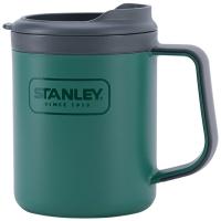 Термокружка с крышкой Stanley Adventure eCycle (0.35л), зеленая