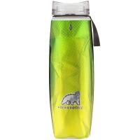 Термобутылка Polar Bottle Ergo Halftone (650мл), green