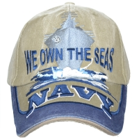 Кепка Eagle Crest Navy We Own, хаки